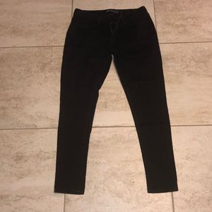 Levi's black jegging jeans pants 32